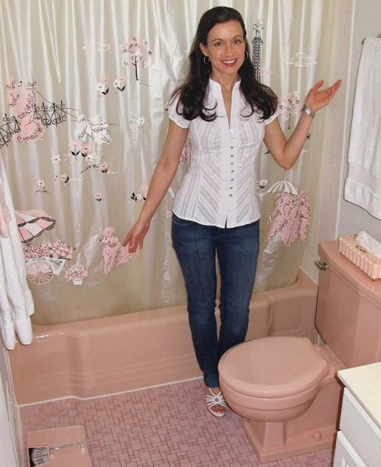 Save The Pink Bathroom